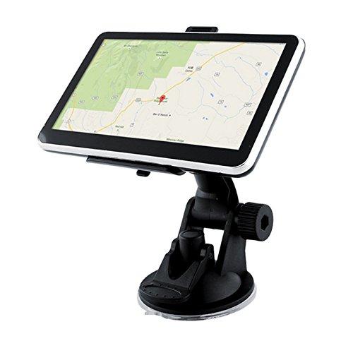 REFURBISHHOUSE5 Zoll GPS Navigation Auto-LKW Navigator 128M + 8GB MTK FM SAT NAV Navitel Russland Karte Europa Amerika Asien Afrika Karten # 560 - Auto-navigator