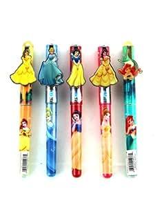 Assorted Disney Princess Pens 3 Piece - Disney Princess Pen Set