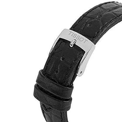 Tissot Reloj Analógico para Unisex Adultos de Cuarzo con Correa en Cuero T1092101603200