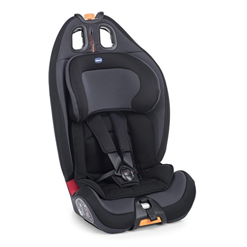 Chicco Kinderautositz Gro-Up, Größe1/2/3, Black Night