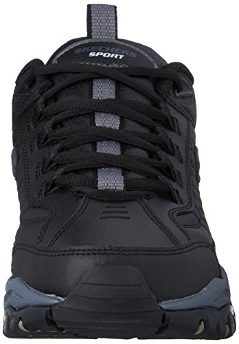 Skechers Energy After Burn Herren, , Nero / Grigio