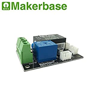 3D Printer Parts MKS PWC V2.0 Auto Power Off After Printing End Finish Off Module Support Marlin Smoothieboard