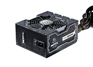 XFX 850w XT Series Bronze Wired Power Supply Unit