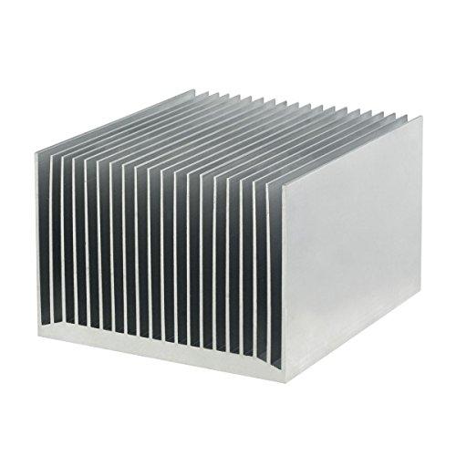 ARCTIC - Alpine 11 Passive - Geräuschloser Intel CPU Kühler I Rein passive Kühlleistung und Ideal für alle CPUs bis 47 Watt I Ermöglicht komplett lüfterlose Systeme - Größe 95 x 69 mm