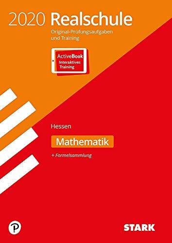 STARK Original-Prüfungen und Training Realschule 2020 - Mathematik - Hessen: Ausgabe mit ActiveBook