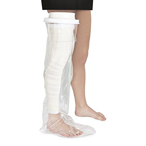 duschschutz gips Vitility 70110700 Duschschutz - ganzes Bein
