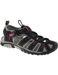 7f366aa14 PDQ - Sandalias de Vestir de sintético para Mujer Black Pink
