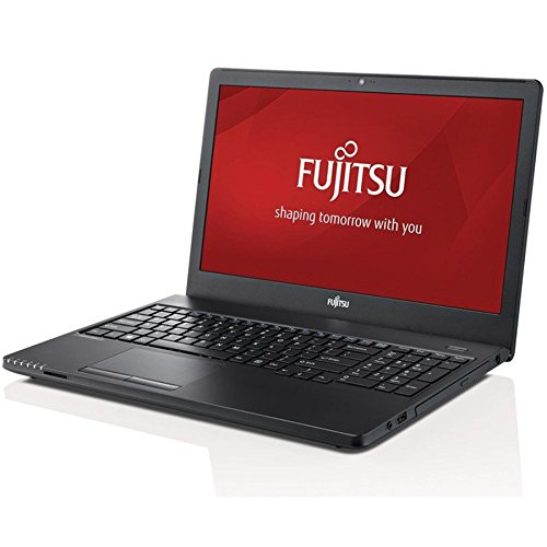 FUJITSU Lifebook A555 (15,6 Zoll mattes HD Display) Notebook (Intel Core i3 2x 2,00 GHz, 8GB DDR3 RAM, 500GB SATA3 SSD, Intel HD Grafik, HDMI, HD-Webcam, USB 3.0, WLAN, Bluetooth, DVD-Brenner, Windows 10 Professional 64 Bit) #1555