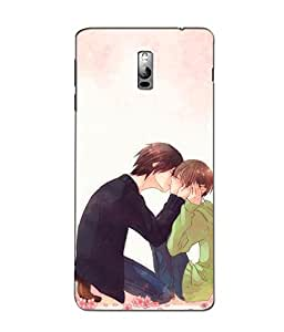 Instyler BACK CASE COVER FOR ONE PLUS TWO 1+2