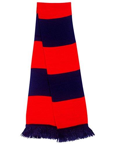 Ergebnis R146X Supporters schal Einheitsgröße Marineblau/rot (Nike T-shirt Outlet)