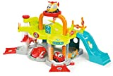 Smoby 120402 - Vroom Planet Multi-Garage