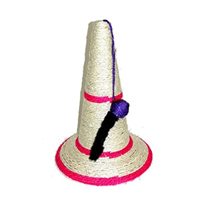 Wind 70258Scratching Post Sisal Conical 1