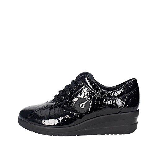 Cinzia Soft IV5595-BGP 001 Sneakers Bassa Donna Nero