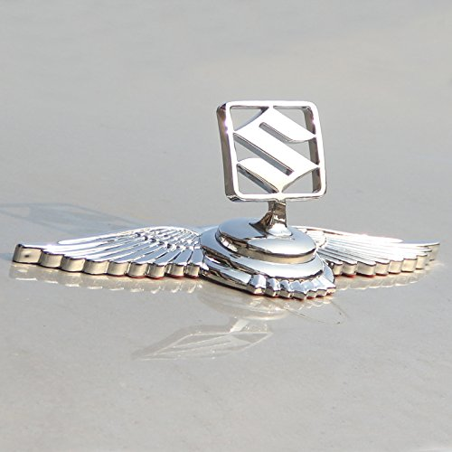 automaze car auto hood bonnet ornament chrome eagle emblem for maruti suzuki swift dzire Automaze Car Auto Hood Bonnet Ornament Chrome Eagle Emblem For Maruti Suzuki Swift Dzire 41O1vReQzlL