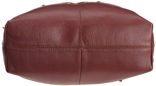 Paquetage - Besace Cesar, Borsa a tracolla Donna Rosso (Rouge (Cardinal))