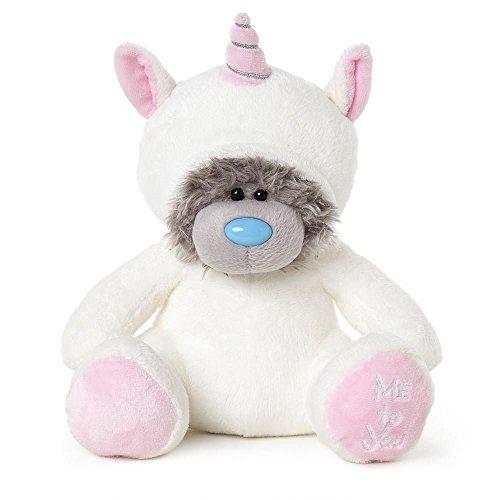 "Me to You 9"" Animal Onesie Bear Dressed as Unicorn"