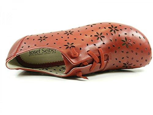 Josef Seibel Schuhfabrik GmbH Natascha 05 76309 911 600 Damen Sneaker CARMIN