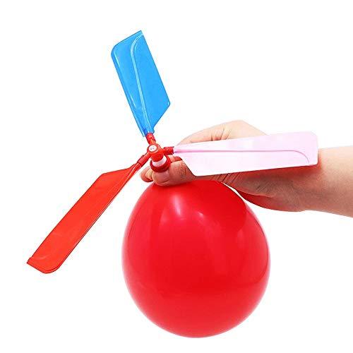 Children's Day Gift 20 Pack Ballon Hubschrauber Kinder Spiele und Party Spiele für Kindertag Geschenk, Geburtstag, Mitbringsel, Farbe zufällig, Mitbringsel Ostern Korb