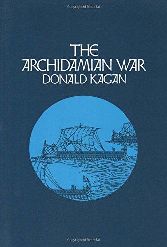 Archidamian War (A New History of the Peloponnesian War) por Donald Kagan