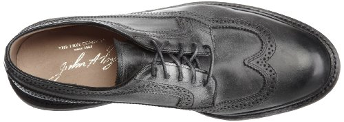 Frye James Wingtip-Brogue, Chaussures de ville homme Noir (Blk)