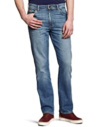 Wrangler Herren Jeans Arizona Stretch Worn Broke