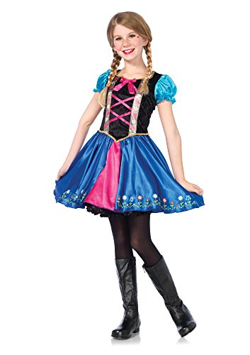 Leg Avenue C48144 - Alpine Princess Kostüm, Größe Medium (EUR ()