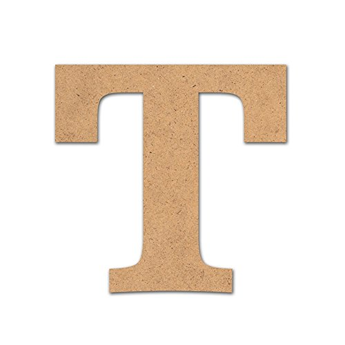 Detalles Infantiles Lettre « O » en bois pour loisirs créatifs 10 cm