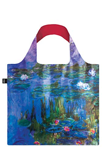 Lily Zip (Claude Monet Water Lilies: Bag)