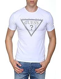 Guess - T Shirt M73i03 - J1300 A000 Blanc
