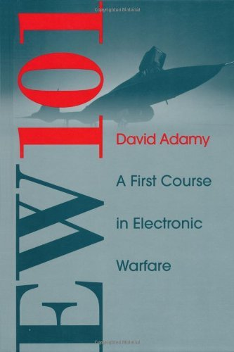 Ew 101: A First Course in Electronic Warfare (Artech House Radar Library) 1st (first) Edition by unknown (2001)
