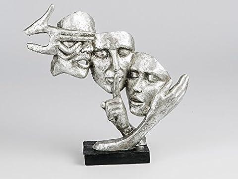 Deko Figur, moderne Büste, Skulptur