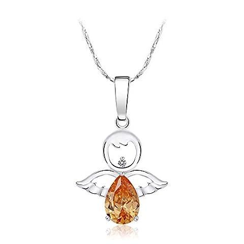 Bijoux XUPING courtes Lucky clavicule collier Desigh pour fille