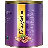 CHOCOFARM Chocolate Coated Roasted Almonds Chocolate - 95 Grams