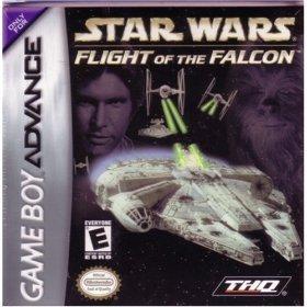Star Wars Video Game Star Wars Flight of th Falcon Video Game (Game Boy Advance Version) (für Gameboy Advance Handheld, 2003Version) (mini-cartridge Video Spiel nur) (Wars-handheld-spiel Star)