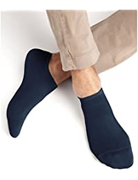 BLEUFORÊT - Chaussettes invisibles coton d'Égypte
