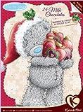 Me To You Tatty Teddy Milk Chocolate Advent Calendar
