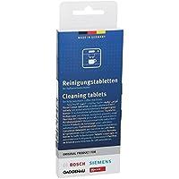 Bosch Siemens pastillas de limpieza Lavado stabs Cafetera Eléctrica 3105750031057531176900311769tz80001tcz8001TCZ6001TZ60001Clean Protect