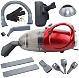#7: Rachees JK - 8 Multi-Functional Portable Handheld Car Electric Vacuum Cleaner Household Portable Dust Collector