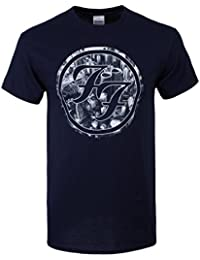 Foo Fighters Sonic Highways - City Circles T-shirt bleu