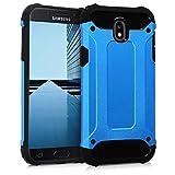 kwmobile Samsung Galaxy J5 (2017) DUOS Hülle - Hybrid Handy Cover Case Schutzhülle - Handyhülle für Samsung Galaxy J5 (2017) DUOS
