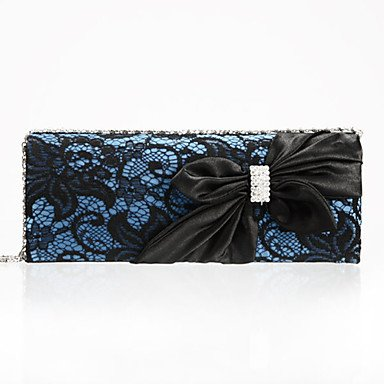 pwne Der Woma Wellenpaket Export Abendessen Spitze 30 Prozent Ms Beliebte Paket Tasche Light Blue