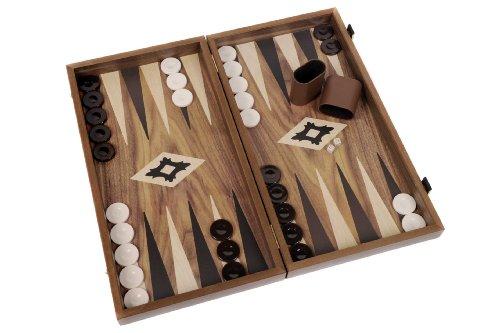 Philos - Backgammon, para 2 jugadores (1815) (importado de Alemania)