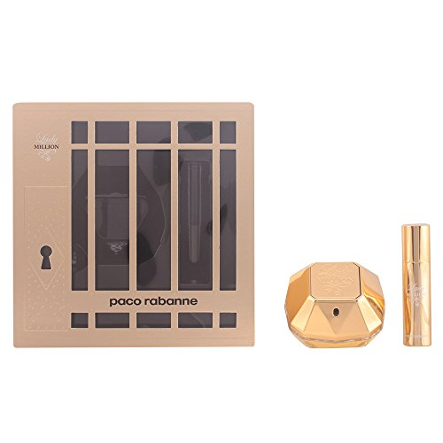 Paco Rabanne Lady Million Eau De Perfume Spray 50ml Set 2 Pieces 2015