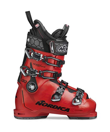 Nordica Speedmachine 130-2020, Scarponi da Sci, Ski Boots, MP 28.5 - UK 9.5