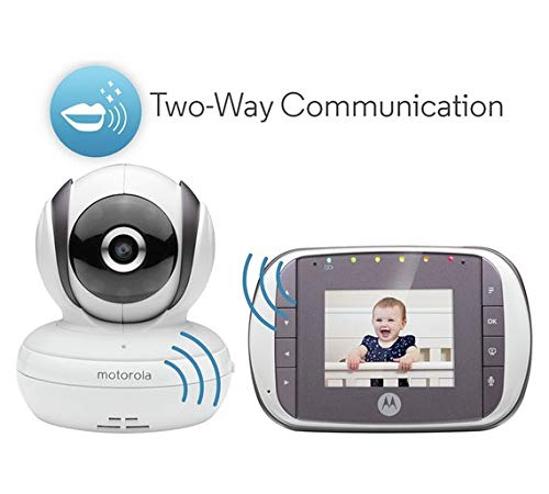 Motorola MBP35S Video Baby Monitor
