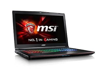 MSI Gaming GE72 6QD(Apache Pro)-007ES - Ordenad...