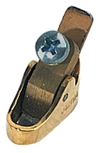 Geigenbauhobel Länge 50 mm Gewölbt Eisen 18 mm