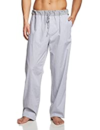 HANRO - Bas de pyjama - Avec empiècement Homme