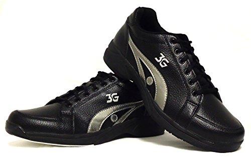 3G Sneaks Bowling-Schuhe, Damen und Herren Schuhe, Für Rechtshänder, verschiedene Farben verfügbar, Semi Profi Schuh