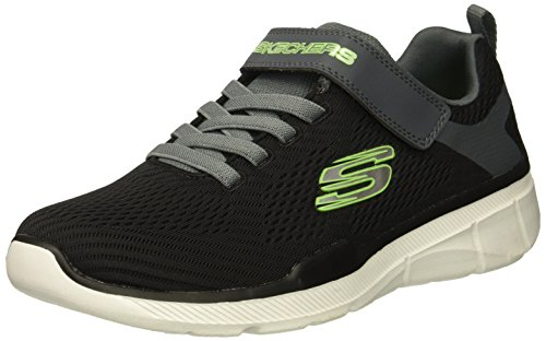 Skechers Kinder Low Equalizer 3.0 - FINAL Match 97923L BKCC BKCC schwarz 619587